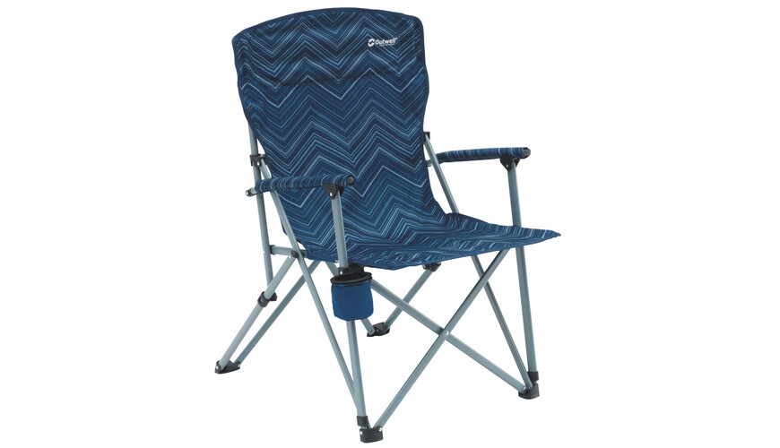 Outwell Spring Hills Folding Chair blue